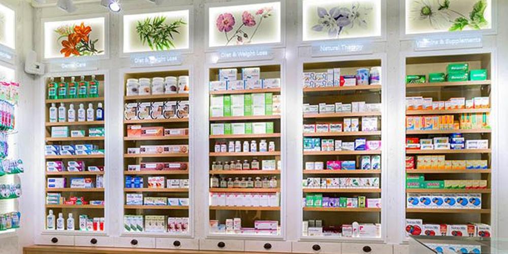 farmacias puntos de venta