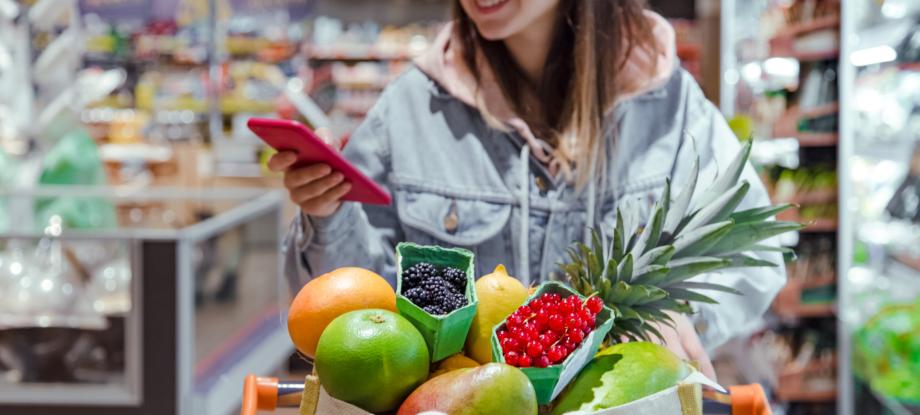 aumentan las compras con apps nutricionales